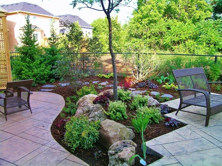 25+ Best Ideas About No Grass Backyard On Pinterest | No Mow Grass in Small Backyard Landscaping Ideas Without Grass