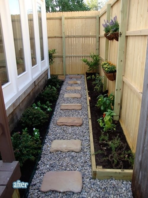 25+ Best Ideas About Side Yards On Pinterest | Side Yard intended for Landscaping Ideas For Small Side Yards