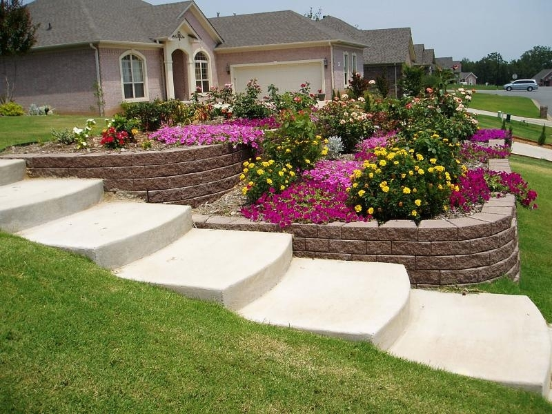 25+ Best Ideas About Sloped Front Yard On Pinterest | Landscaping for Landscape Ideas For Small Sloped Front Yard
