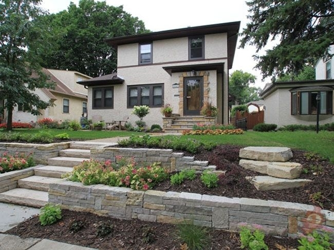 25+ Best Ideas About Sloped Front Yard On Pinterest | Landscaping intended for Landscape Ideas For Small Sloped Front Yard