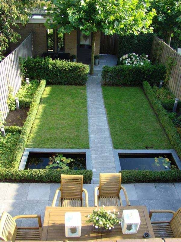 25+ Best Ideas About Small Backyard Landscaping On Pinterest pertaining to Landscaping Ideas For Small Front And Back Yards