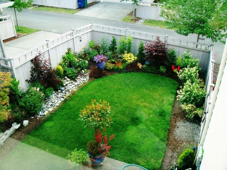 25+ Best Ideas About Small Backyard Landscaping On Pinterest regarding Landscaping Ideas For Small Front And Back Yards