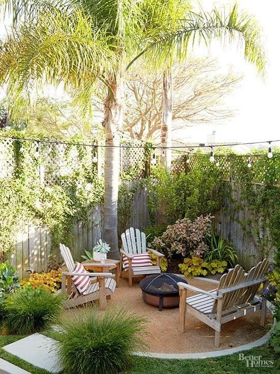 25+ Best Ideas About Small Backyard Landscaping On Pinterest throughout The Best Small Backyard Landscaping Ideas