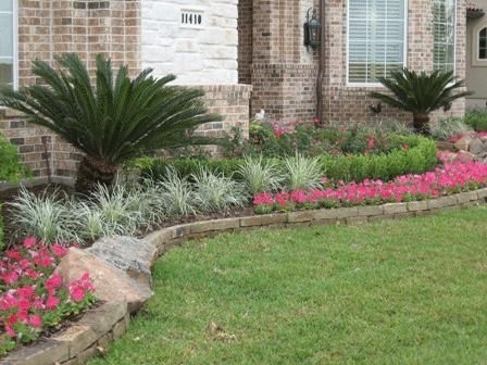 25+ Best Ideas About Small Front Yards On Pinterest | Small Front in Landscaping Ideas For Small Flower Beds