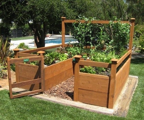 25+ Best Ideas About Small Vegetable Gardens On Pinterest with Vegetable Garden Ideas For Small Gardens