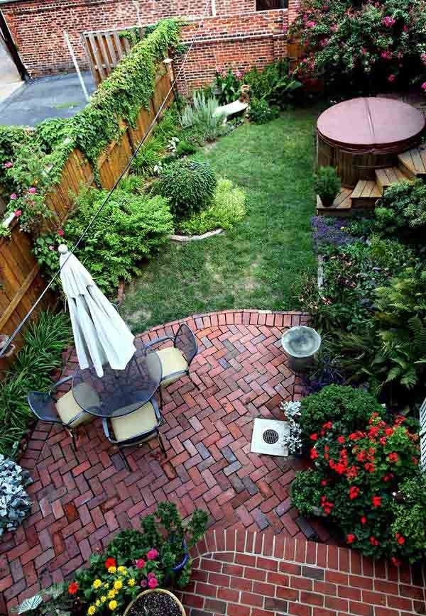 25+ Best Ideas About Small Yard Design On Pinterest | Small throughout The Best Small Backyard Landscaping Ideas