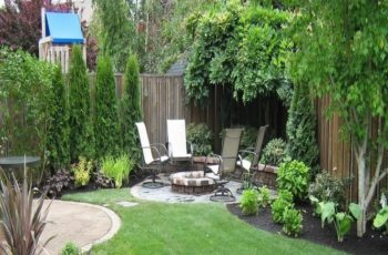 25+ Best Narrow Backyard Ideas On Pinterest | Diy Planter Box throughout Landscape Garden Designs For Small Gardens