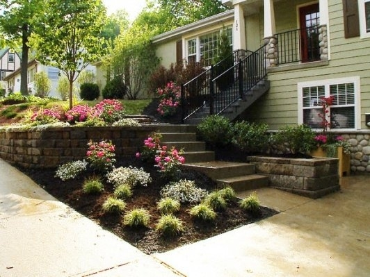 28 Beautiful Small Front Yard Garden Design Ideas - Style Motivation intended for Planting Ideas For Small Front Garden