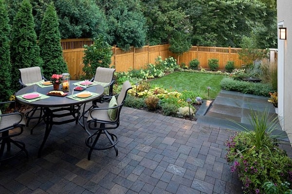 9 Best And Cozy Landscaping Ideas For Small Backyard | Walls-Interiors pertaining to The Best Small Backyard Landscaping Ideas