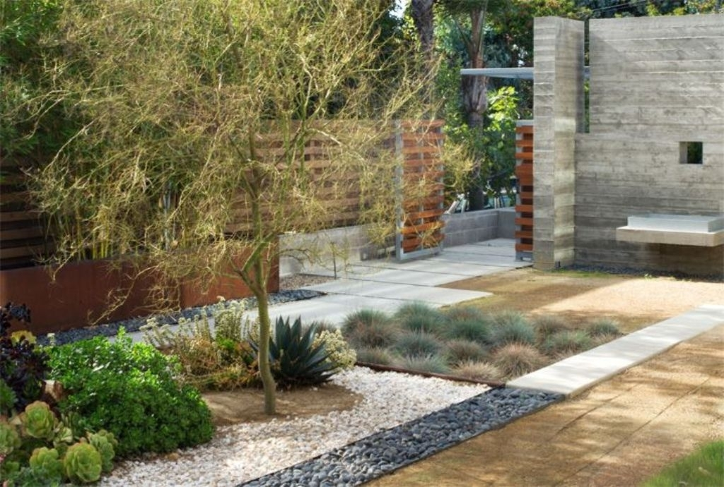 Beautiful Drought Resistant Landscaping Ideas | Design Ideas And Decor inside Landscaping Ideas Front Yard Drought Tolerant