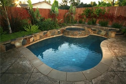 Beautiful Small Pools For Your Backyard | How To Design, Swimming in Small Backyard Landscaping Ideas With Pool