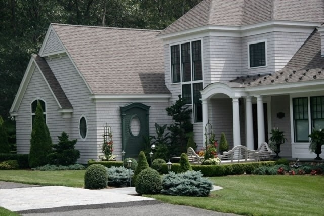 Cape Cod Gardening - Landscaping Network with Landscaping Ideas For Front Yard With Evergreens