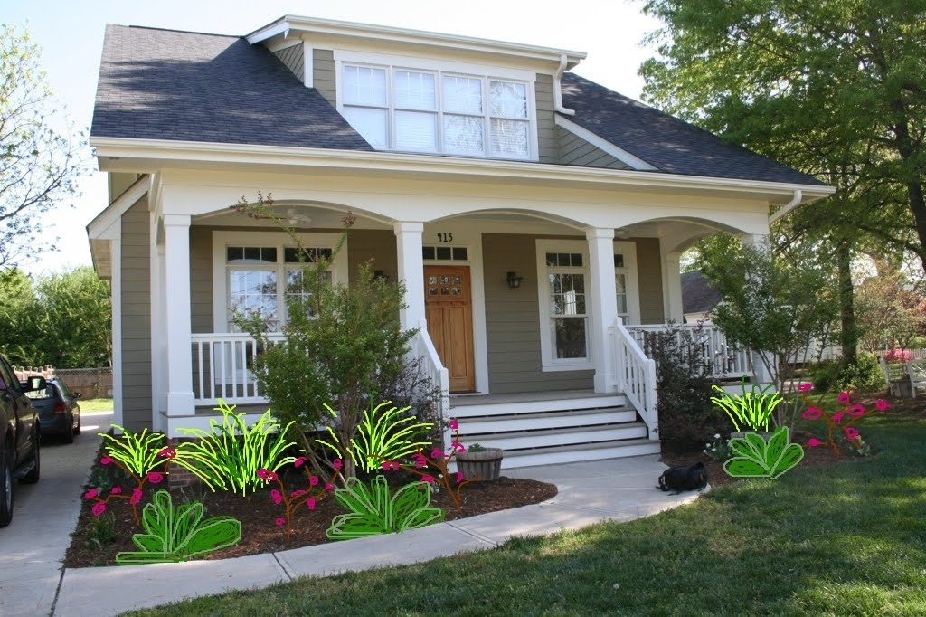 Elegant Landscaping Plant Ideas For Front Of House 17 Best Ideas pertaining to Landscaping Ideas For Front Yard Low Maintenance