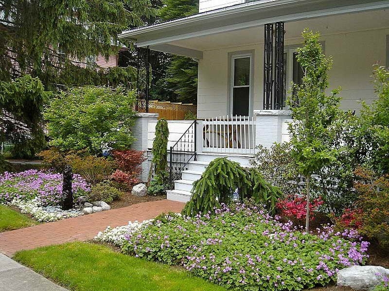 Front Landscaping - Inspire Home Design intended for Landscaping Ideas For Front Yard Fence