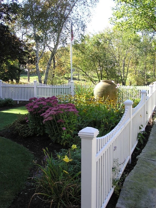 Front Yard Fences Design Ideas & Remodel Pictures | Houzz intended for Landscaping Ideas For Front Yard Fence
