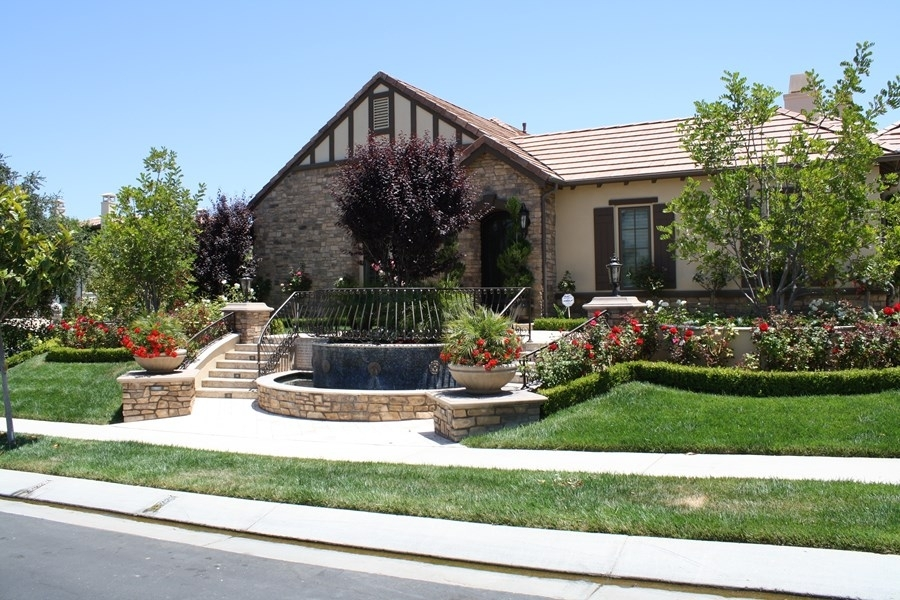 Front Yard Hill Landscaping Ideas - Landscaping Network for Landscaping Ideas For Front Yard On A Slope