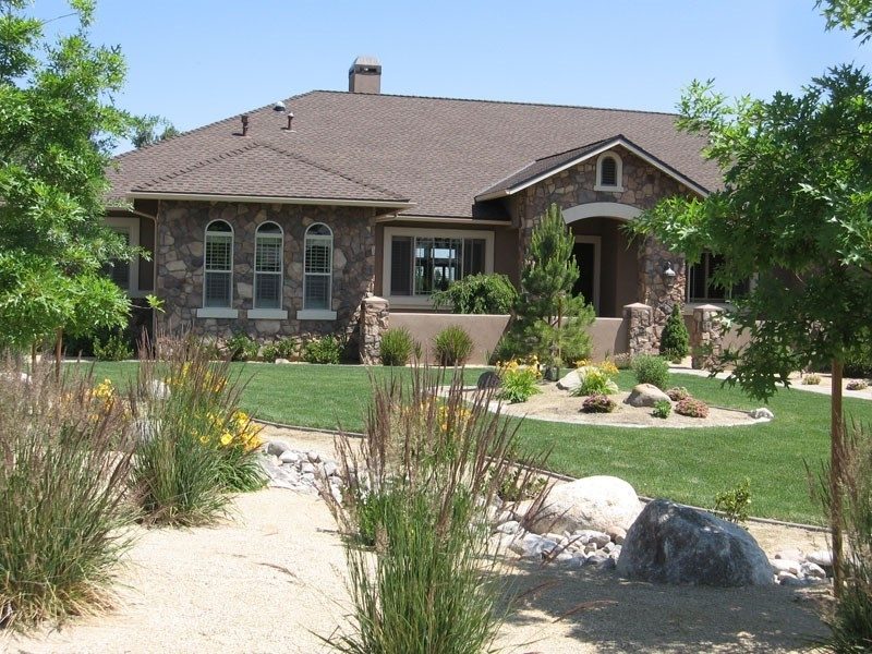 Front Yard Landscaping - Reno, Nv - Photo Gallery - Landscaping pertaining to Landscaping Ideas Front Yard Drought Tolerant