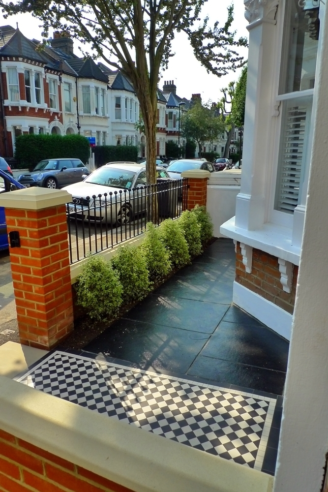 Gravel Front Garden Ideas - Google Search … | Pinteres… inside Paving Ideas For Small Front Gardens