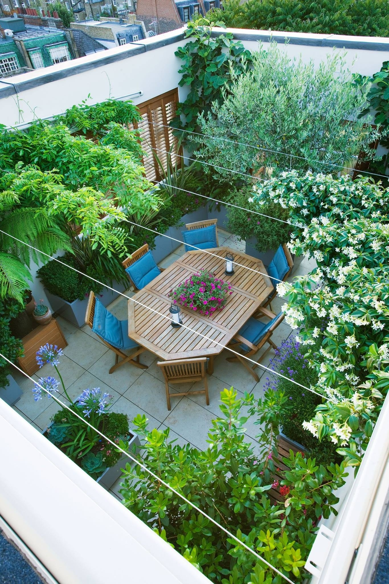 How To Feng Shui Your Home For Better Balance | Gardens, Green in Terrace Garden Apartments