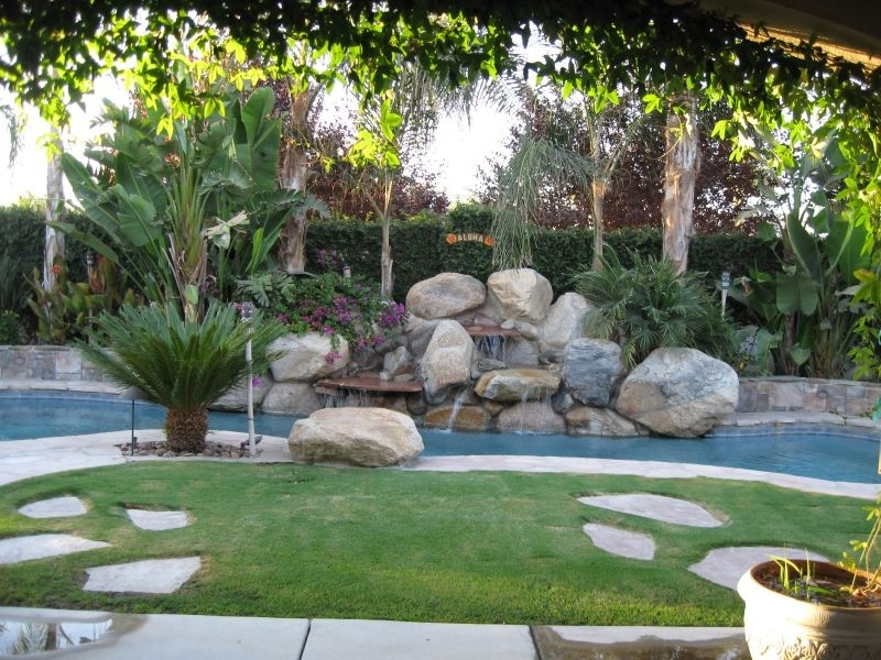 Landscape Design Small Backyard With Pool – Thorplc with regard to Landscape Design Small Backyard With Pool