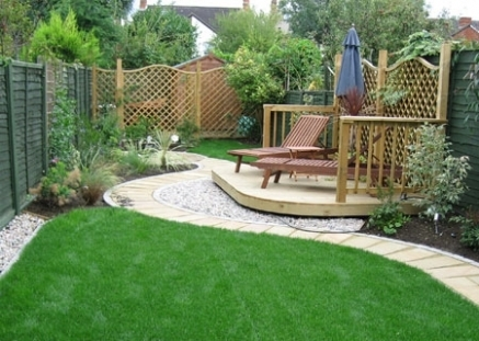 Landscape Garden Small Gardens - Hungamaa for Landscape Garden Designs For Small Gardens