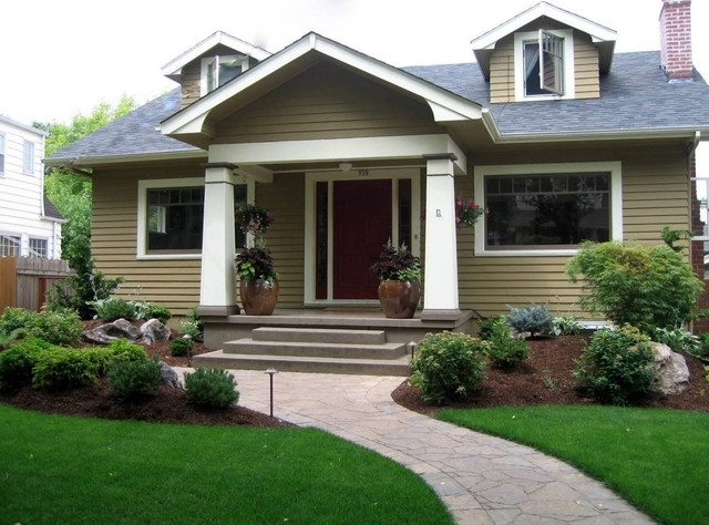 Landscaping Ideas For Front Yard Of Bungalow_10026007 ~ Ongek with Landscaping Ideas For Front Yard Of Bungalow