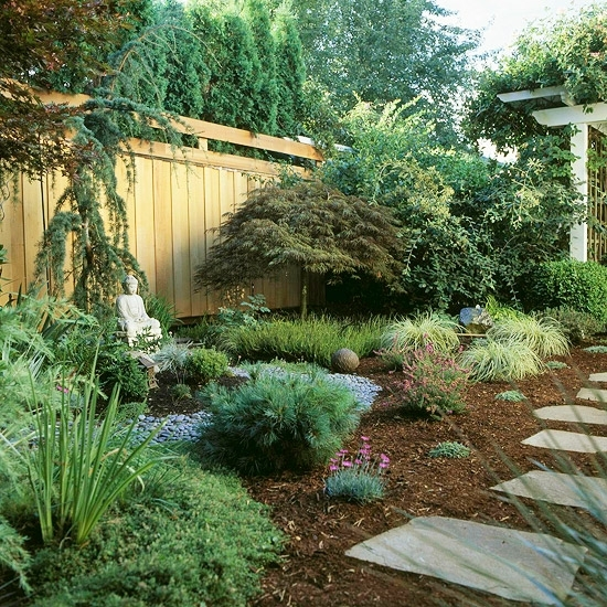 Landscaping Ideas For The Front Yard with Garden Ideas For A Front Yard