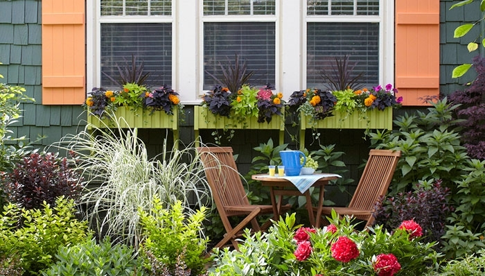 Landscaping Ideas: Front Foundation Garden for Landscape Ideas For Front Yard Zone 5