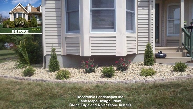 Landscaping Ideas Front Yard Bay Window - Home Dignity inside Landscaping Ideas Front Yard Bay Window