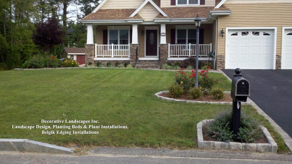 Low Maintenance Landscape Ideas For Front Yards In Ma - Decorative with regard to Landscaping Ideas For Front Yard Low Maintenance