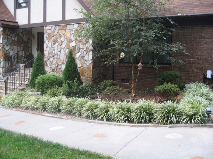 Low+Maintenance+Front+Yard+Landscaping | Landscaping Greenville within Landscaping Ideas For Front Yard Low Maintenance