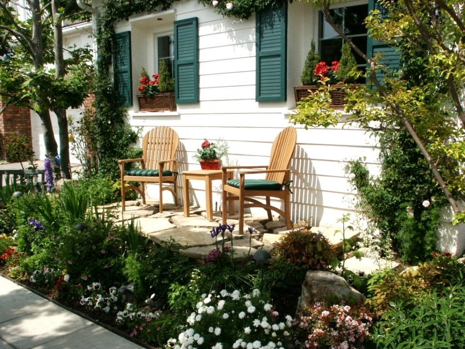 Outdoor Landscaping Ideas regarding Diy Landscaping Ideas For Small Front Yard