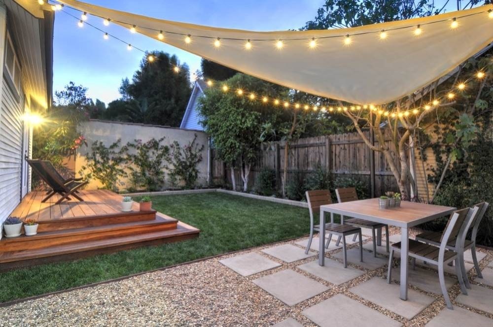 Small-Backyard-Hill-Landscaping-Ideas-To-Get-Cool-Backyard with regard to Ideas For A Small Backyard Landscaping