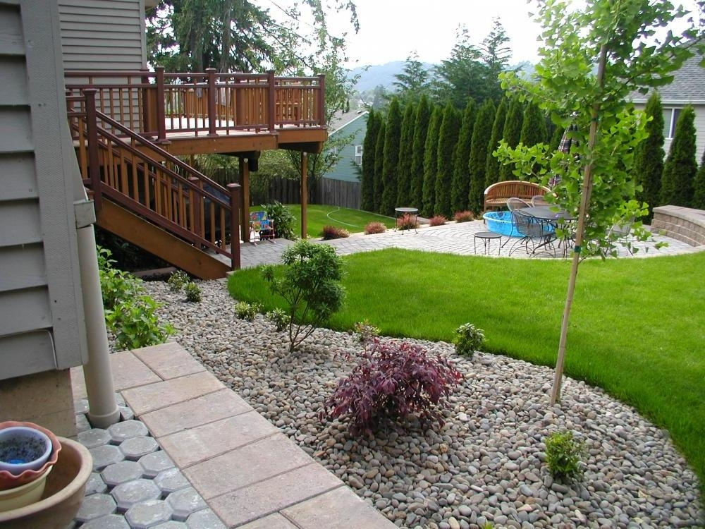 Small Backyard Landscaping Ideas Without Grass - Landscaping for Small Garden Ideas With No Grass