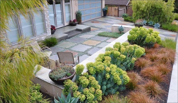 Small Backyard Landscaping Ideas Without Grass | Landscaping intended for Small Backyard Landscaping Ideas Without Grass