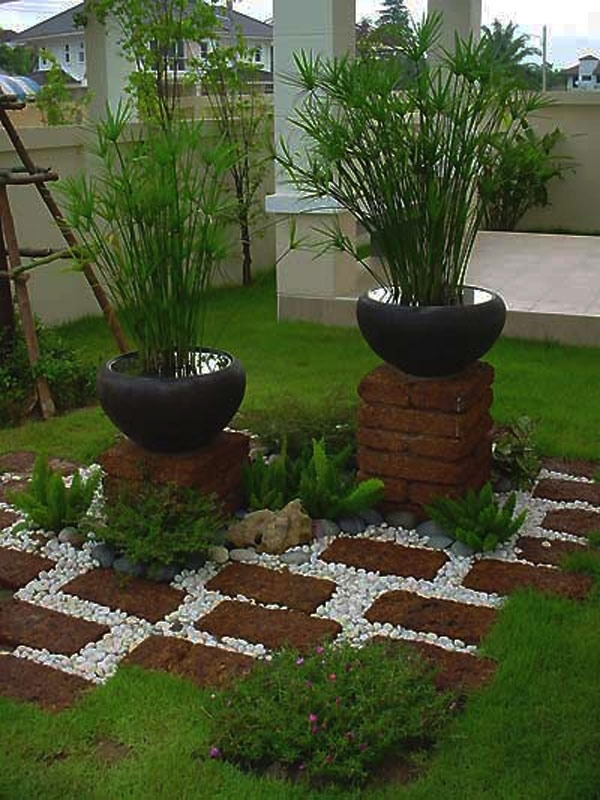 Small Garden Designs Ideas For A Square Garden « Margarite Gardens Intended  For Garden Ideas For