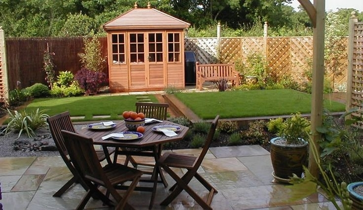 Small Square Garden Ideas Uk | Home Exterior Interior Design Ideas intended for Garden Ideas For Small Square Gardens