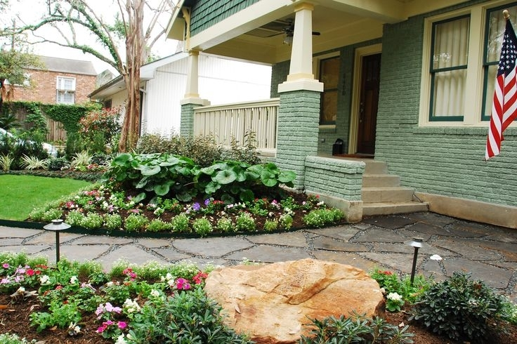 Southwest Landscaping Ideas   Landscaping Ideas For Small Front with Landscaping Ideas For Front Yard Of Bungalow