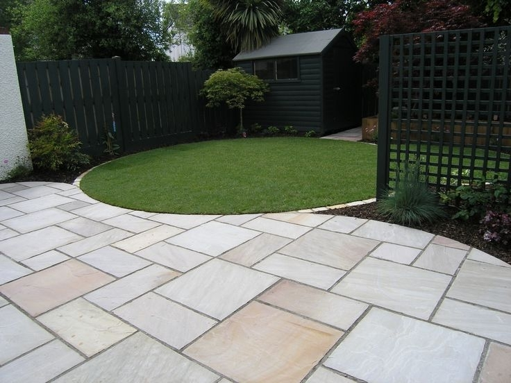 The 25 best ideas about garden paving on pinterest for Paving ideas for small gardens