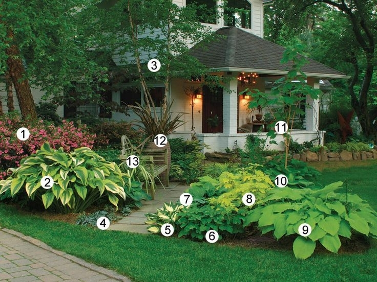 1667 Best Landscaping Ideas Images On Pinterest pertaining to Landscaping Ideas For Front Yard Full Sun