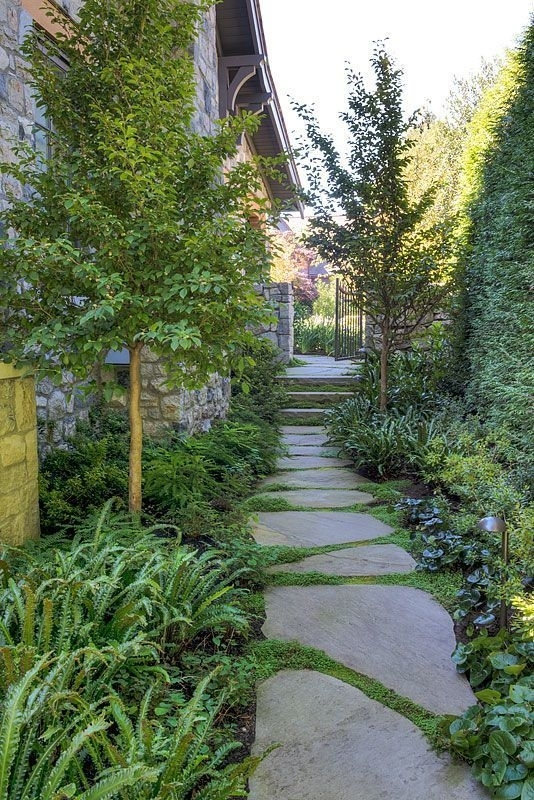 25+ Best Side Yard Landscaping Ideas On Pinterest | Simple throughout Landscaping Ideas For A Small Side Yard