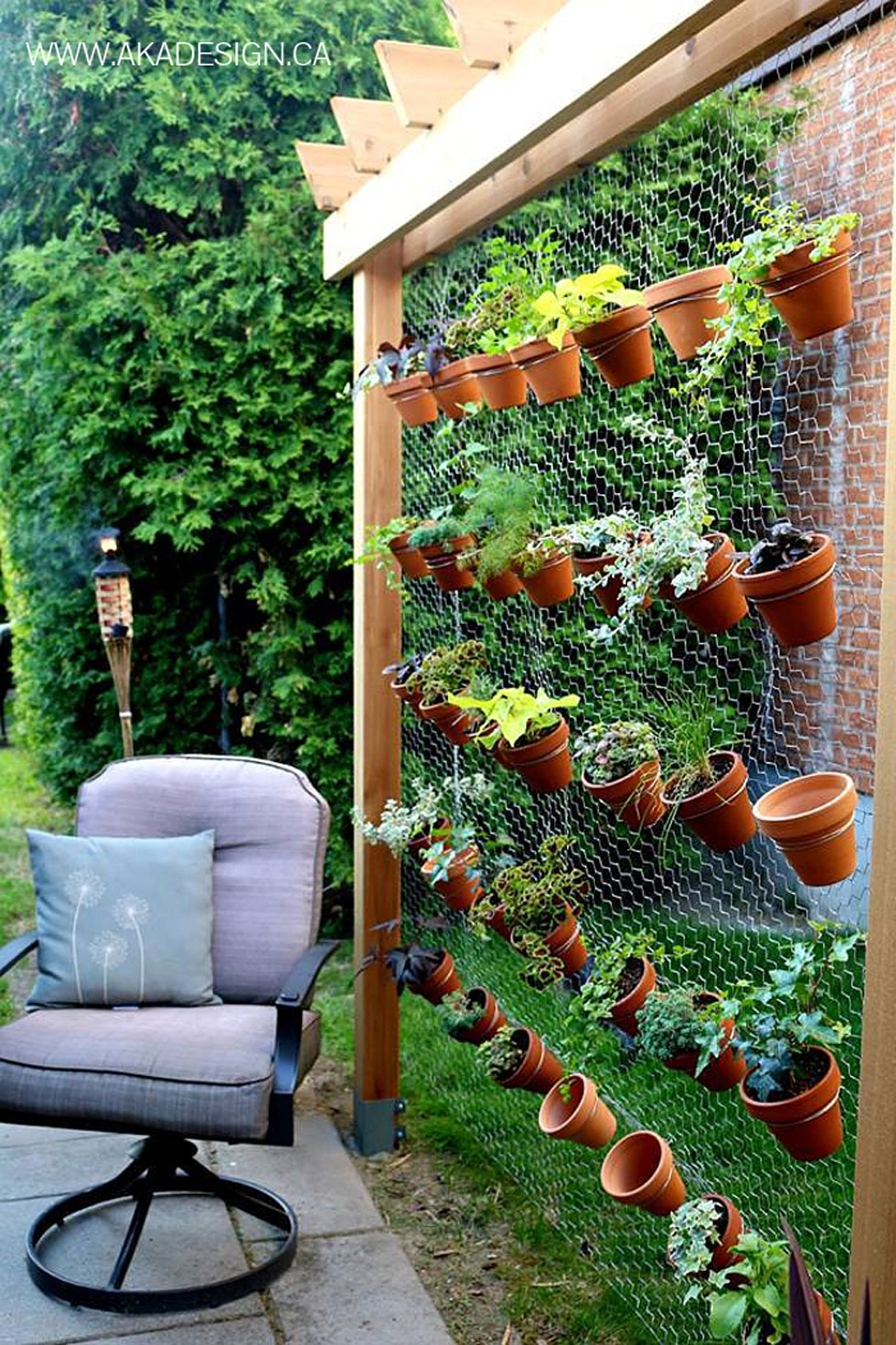 26 Creative Ways To Plant A Vertical Garden - How To Make A with regard to The Best Ideas For Plantation Gardens Apartments