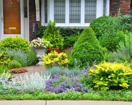 34 Best Grassless (No Mow Yards!) Images On Pinterest with regard to Landscaping Ideas For Front Yard With Flowers