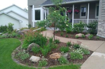 Amazing Small House Front Yard Landscaping 1000 Ideas About Small within Landscaping Ideas For Small Front Yard