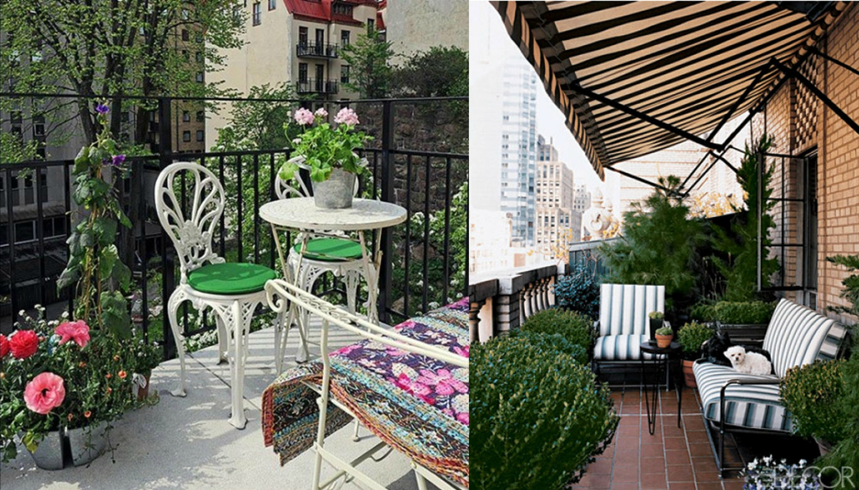 Apartment Balcony Garden Also Via Apartment Therapy Again Loving throughout Best Apartment With Garden Design Ideas