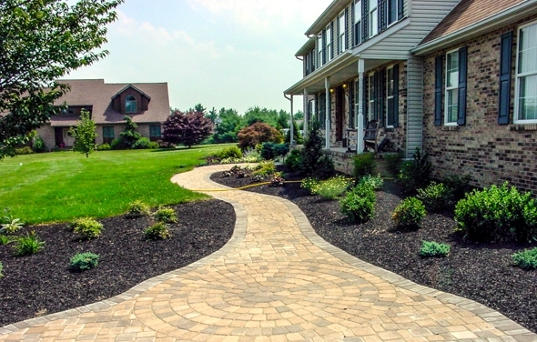 Beautiful Front Yard Landscaping | 8 Insider Secrets! throughout Landscaping Ideas For Front Yard With Stone