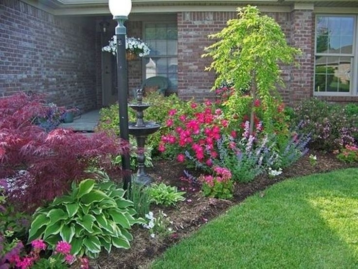 Best 20+ Front Yard Landscaping Ideas On Pinterest | Yard with regard to Landscaping Ideas For Front Yard With Flowers