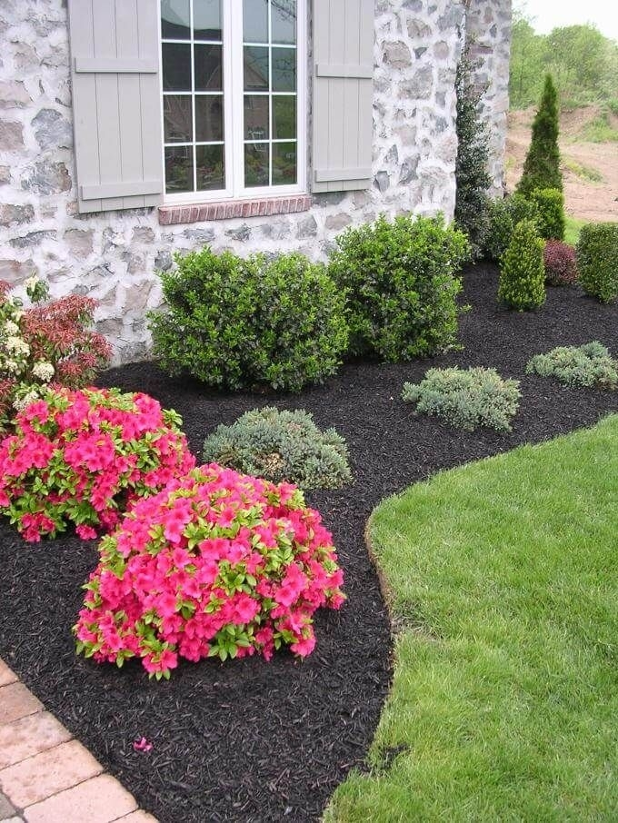 Best 25+ Front Landscaping Ideas Ideas On Pinterest | Landscaping with Landscaping Ideas For Front Yard With Flowers