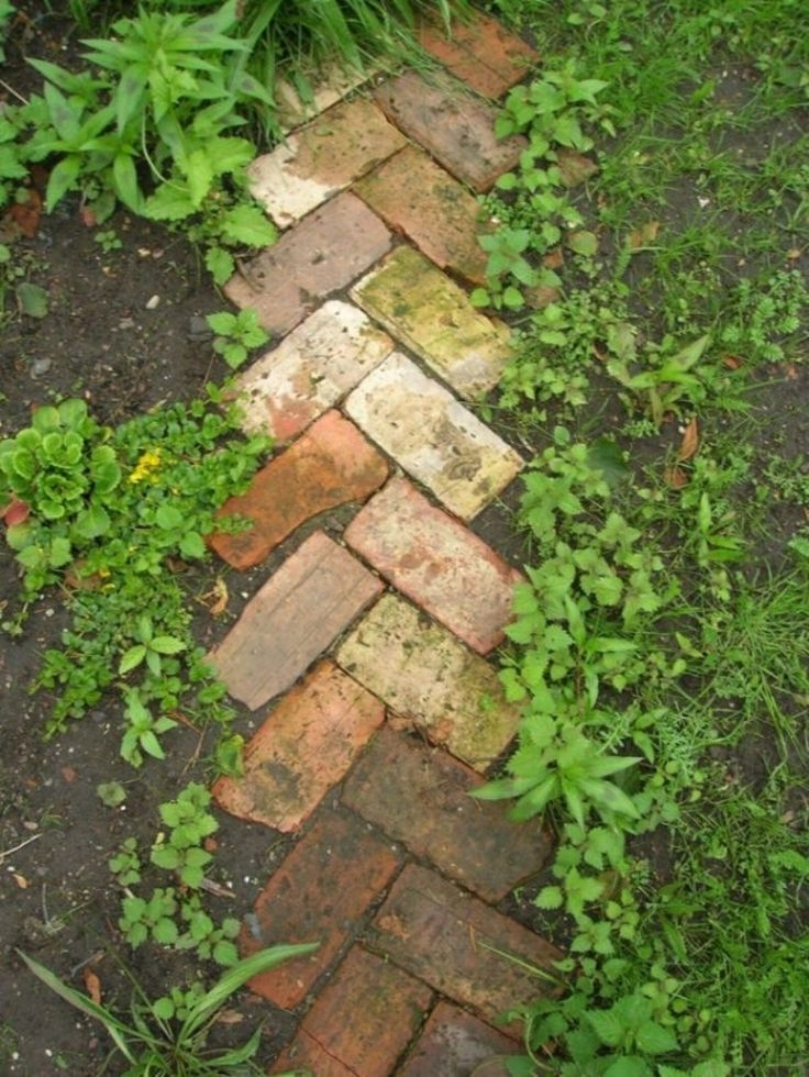 Best 25+ Front Yard Walkway Ideas On Pinterest | Front Sidewalk with regard to Landscaping Ideas For Front Yard Walkway