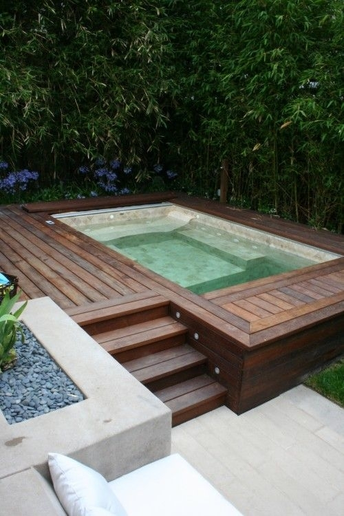Best 25+ Hot Tub Garden Ideas Only On Pinterest | Hot Tubs, Hot Throughout